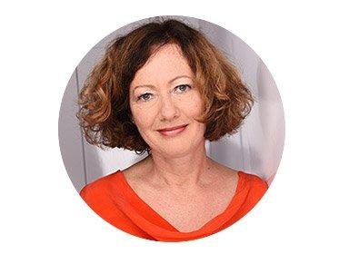 Claudia Germer, -Expertin für visuelle Kommunikation und Marketing für erfolgreiche Coaches.