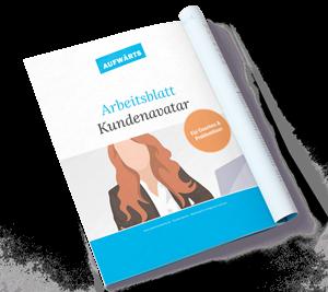 Kunden Avatar erstellen PDF Vorlage - Arbeitsblätter